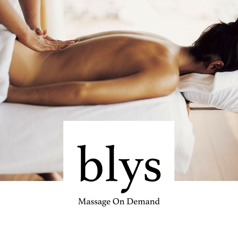 Home Massage On Demand - Blys