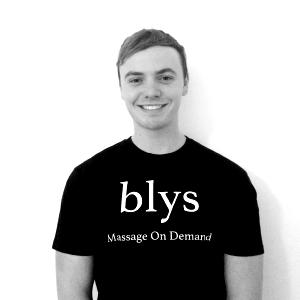 Mobile Massage Therapist Sydney - Liam - BW