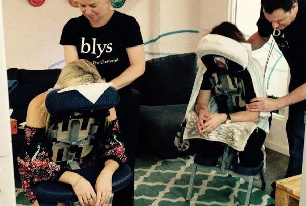 Corporate Massage Sydney Melbourne
