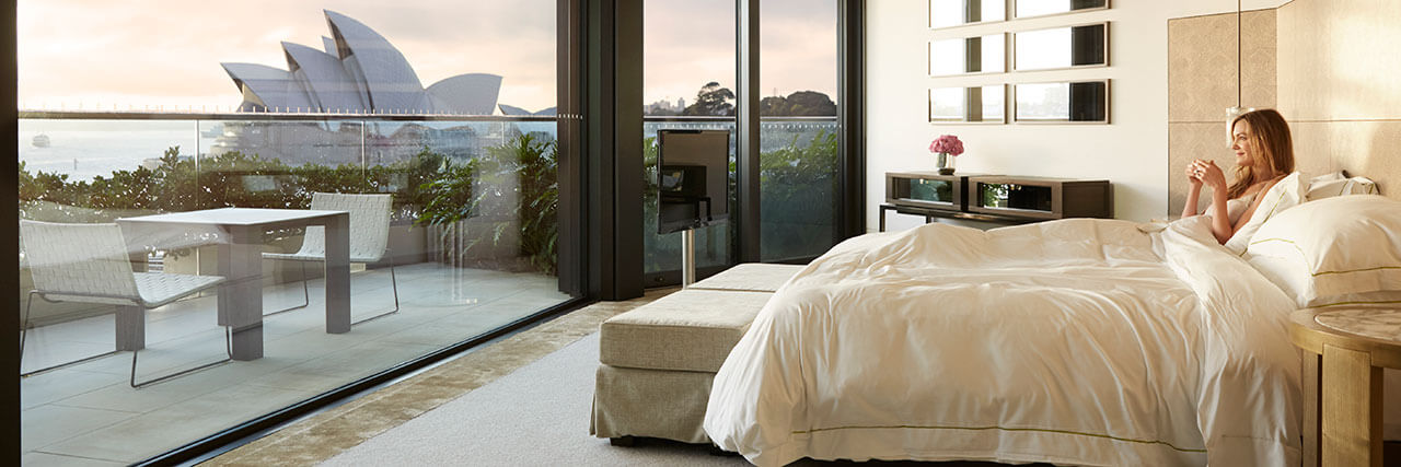 Revealed the best hotels for a sydney or melbourne in for Hotel park hyatt sydney