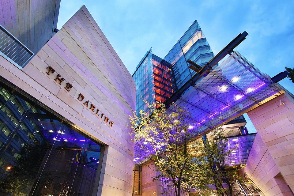 sydney hotel mobile massage - the darling sydney
