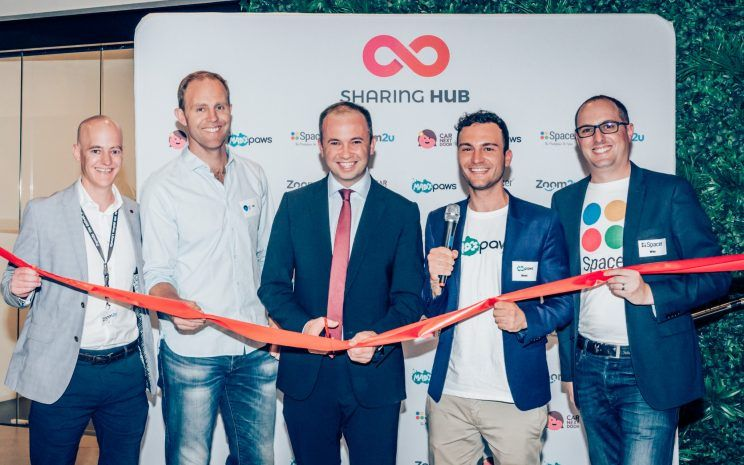 Blys Joins The Sharing Hub In Sydney