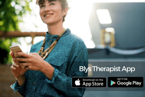 Blys Therapist App